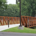 Rhodes College Pedestrian Bridge