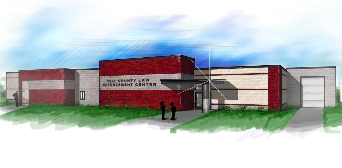 Yell County Jail